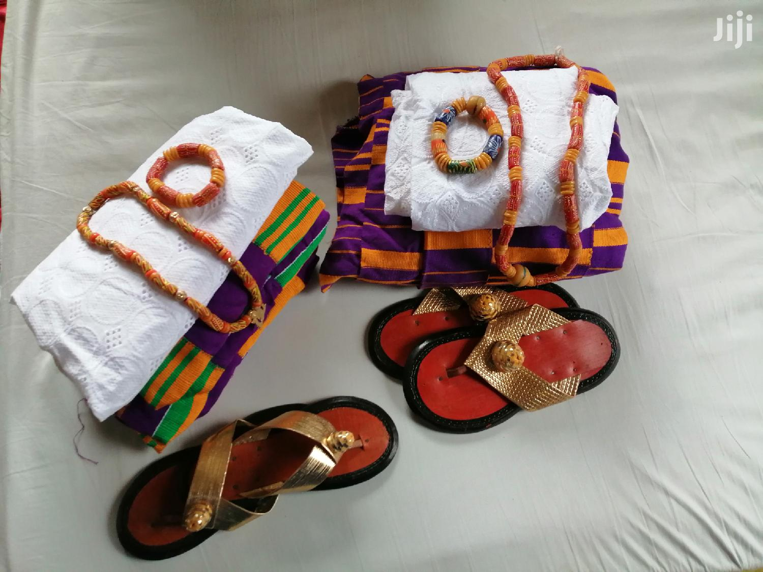 Archive: Kente For Him And Her
