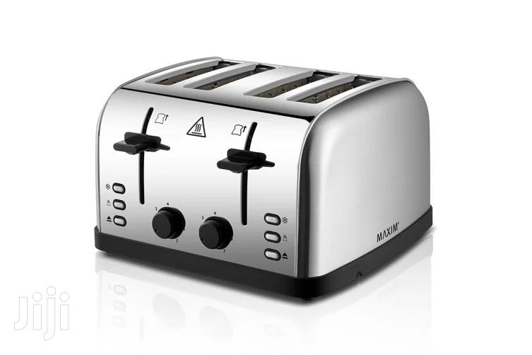 Archive: Russell Hobbs 4 Slice Toaster