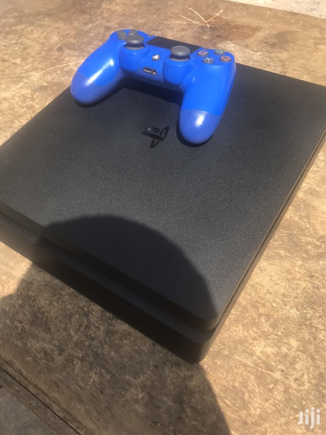 Archive: Slightly Used Ps4 Slim 1tb With One Controller (Very Neat)