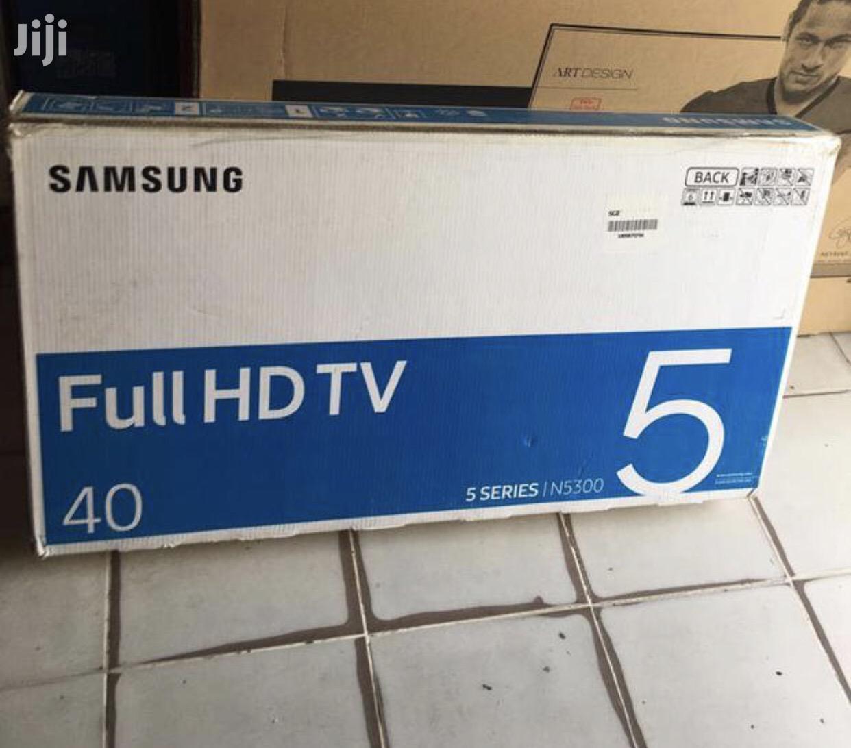 Samsung Smart Full HD Digital Satellite LED TV 40 Inches
