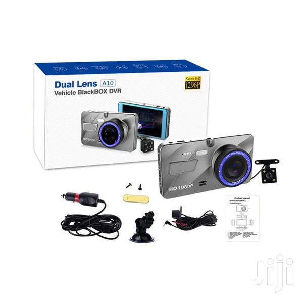 Archive: Dual Lens Vehicle Blackbox DVR DASH CAMERA