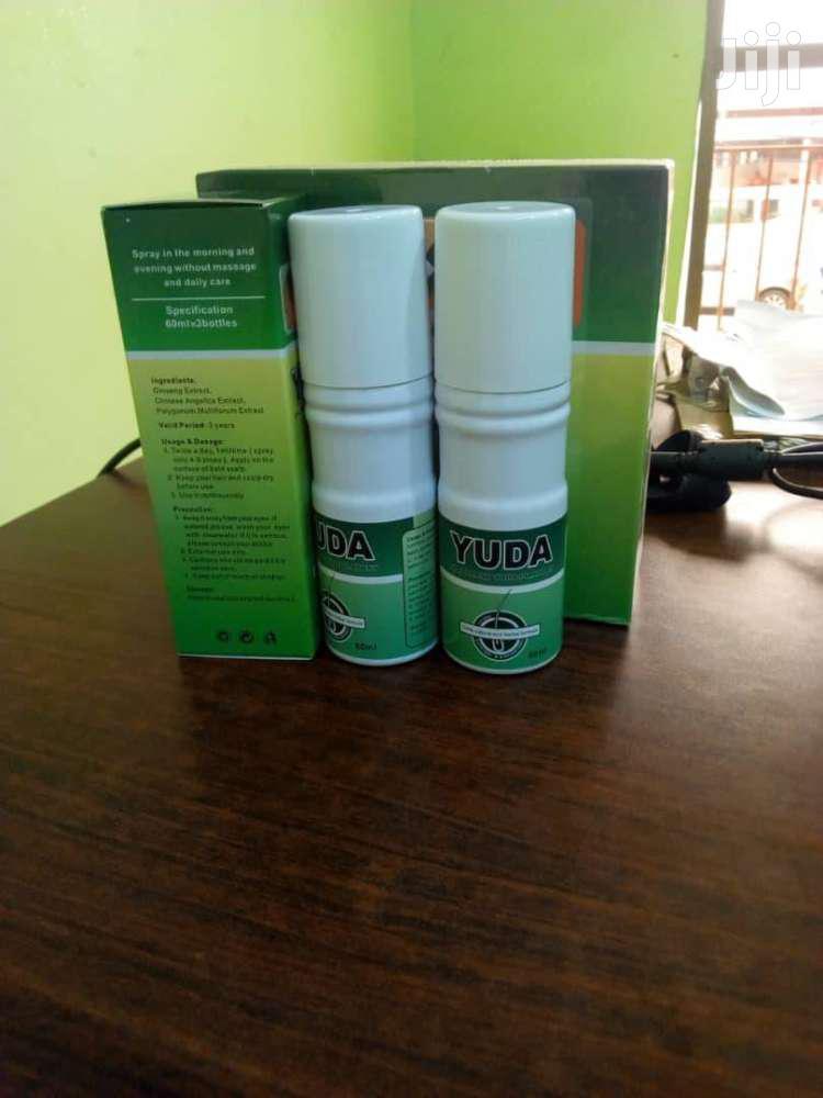 YUDA Hair Regrowth Spray For Baldness/Hair Loss