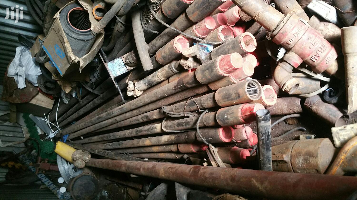 Borehole Rig Drilling Pipes   Building & Trades Services for sale in East Legon, Greater Accra, Ghana
