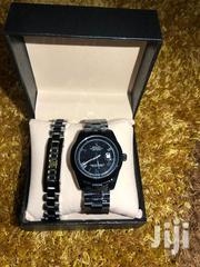 Fresh in Box Black Rolex Watch With Bracelet | Watches for sale in Greater Accra, Dansoman