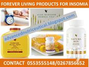 Forever Living Products for Insomia,(Sleeplessness) | Vitamins & Supplements for sale in Greater Accra, Airport Residential Area