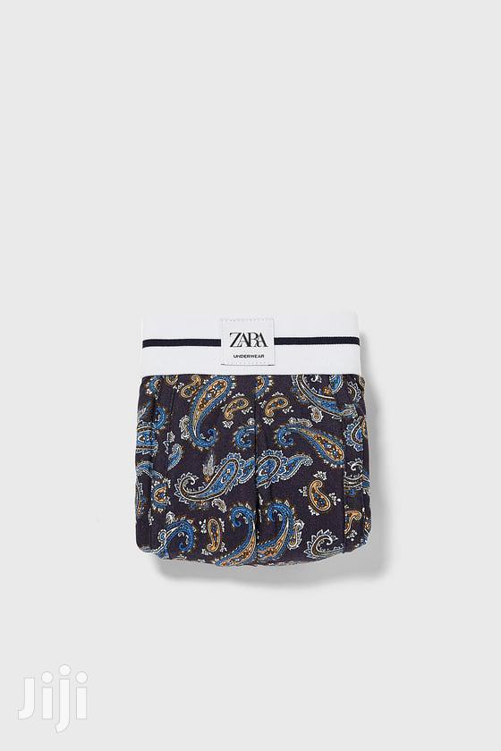 Archive: Zara Boxers 2in 1