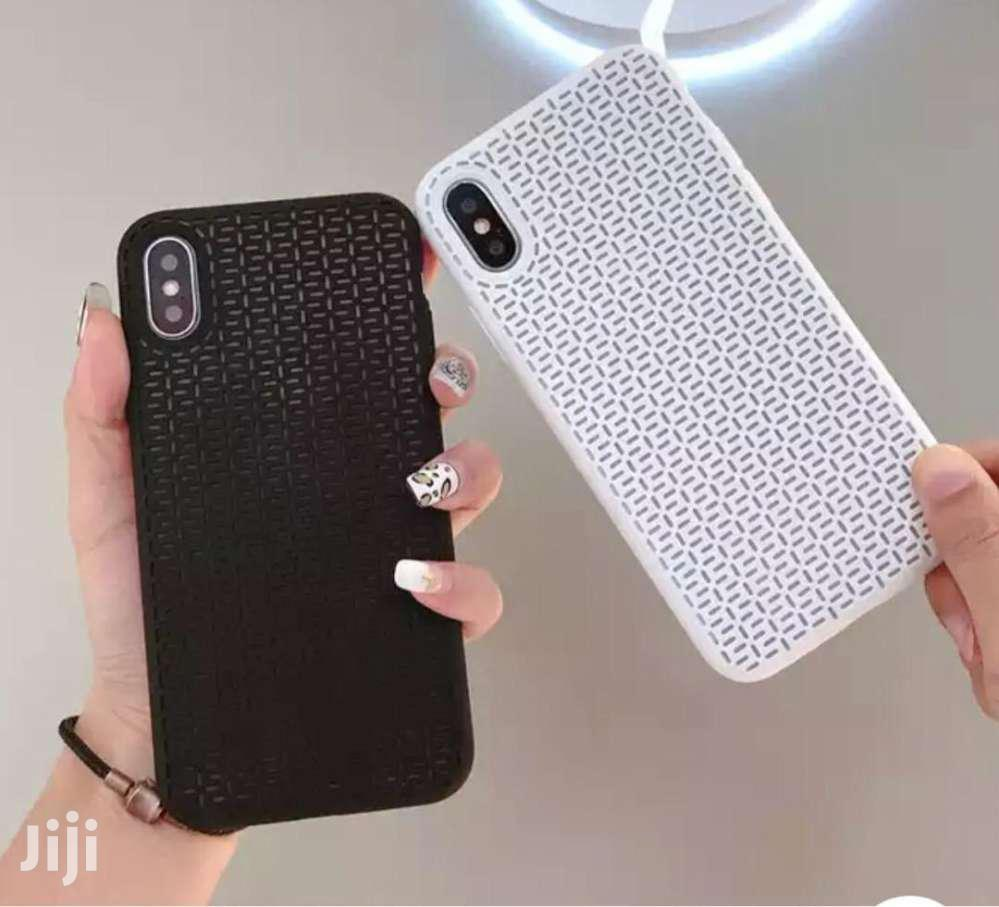 2019 Apple Breeze Silicone Case For iPhone Xsmax Xr Xs X 8plus 7 8 7