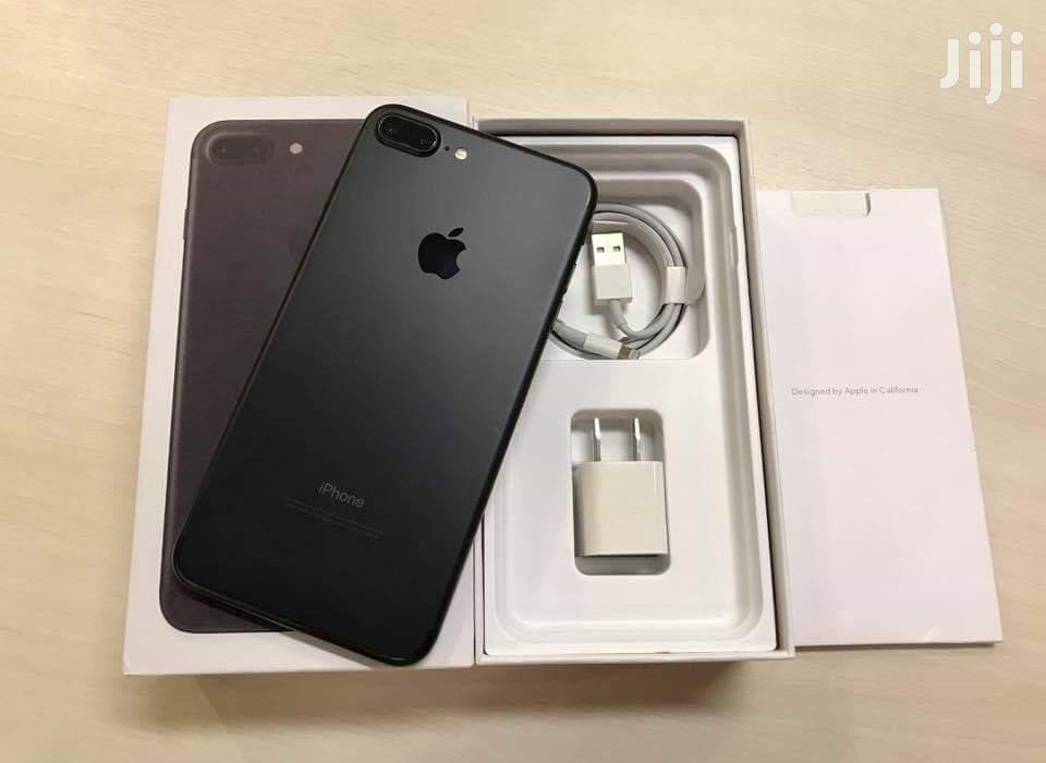 New Apple iPhone 7 Plus 32 GB Black   Mobile Phones for sale in Accra Metropolitan, Greater Accra, Ghana