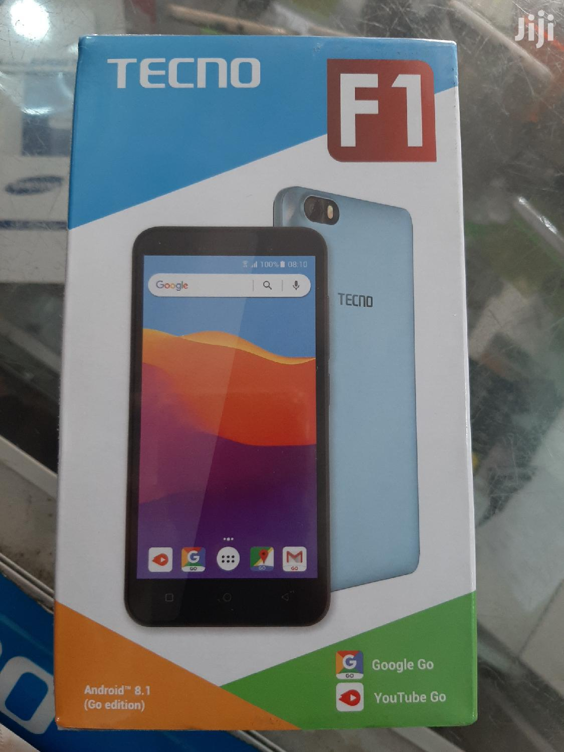 Archive: New Tecno F1 8 GB Black