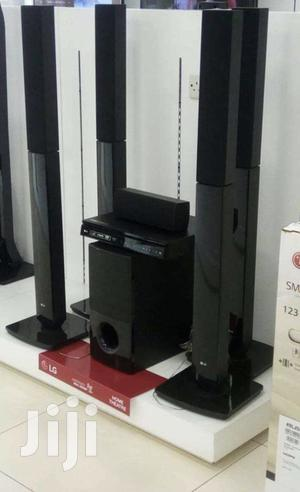 New LG 5.1 Chl Home Theater Bluetooth DVD 1000 Watts | Audio & Music Equipment for sale in Greater Accra, Accra Metropolitan