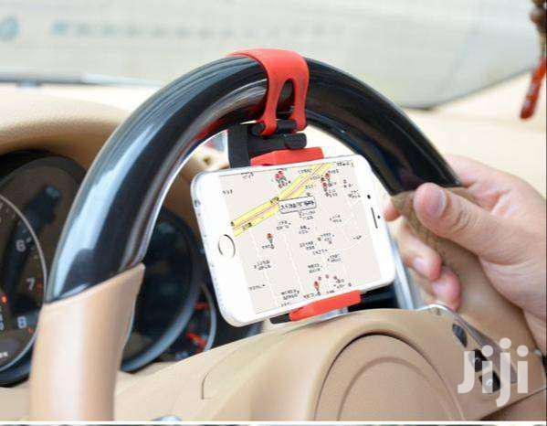 Car Steering Phone Holder (GPS