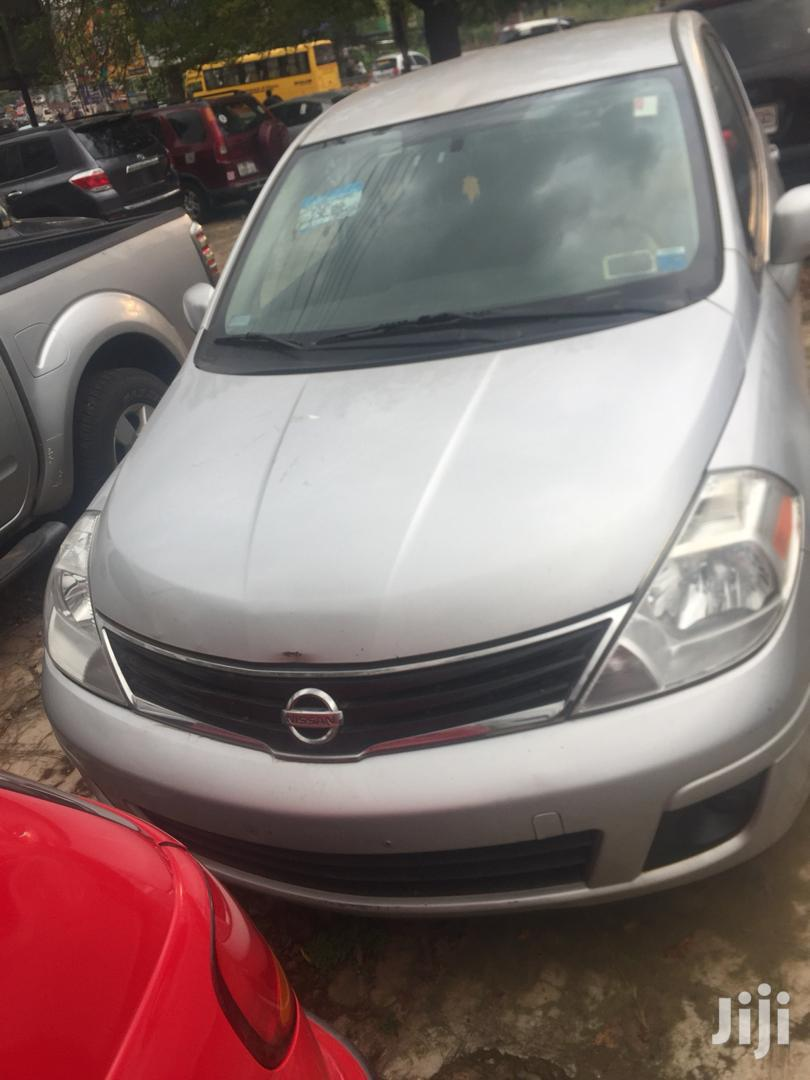 Nissan Versa 2010 1.8 S Hatchback Silver | Cars for sale in Kumasi Metropolitan, Ashanti, Ghana