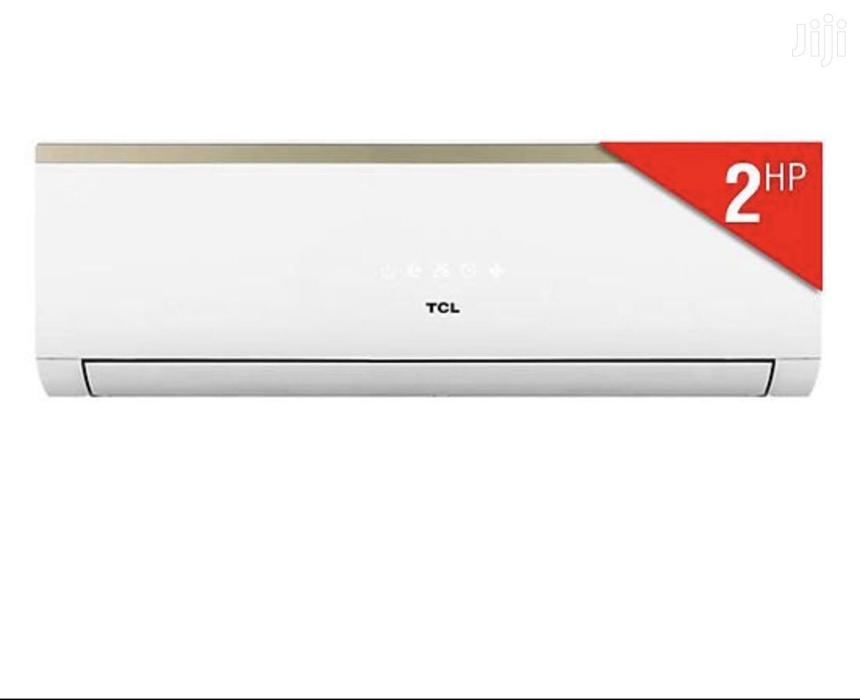 New TCL 2.0 HP Split Air Conditioner Quality