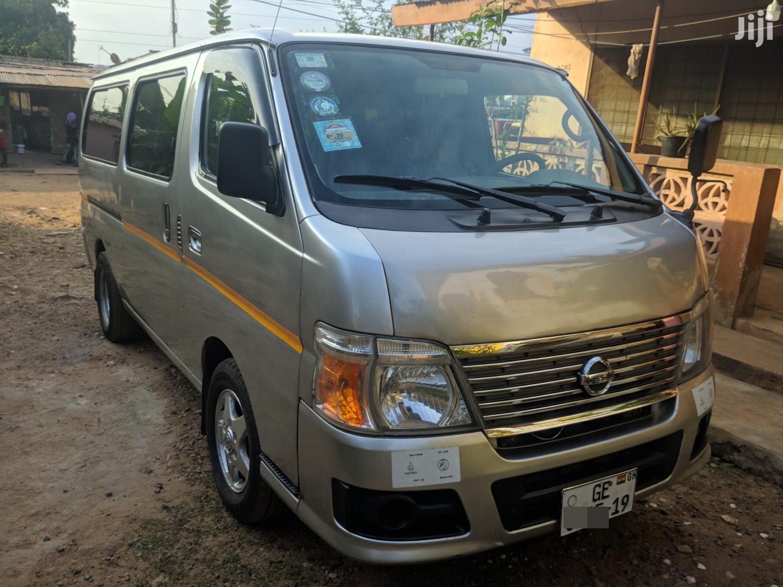 Bus Van For Rent Hiring