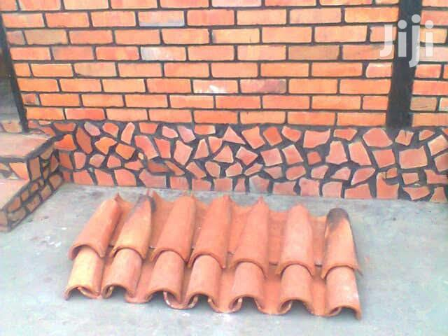 Bamboo Roof Tiles