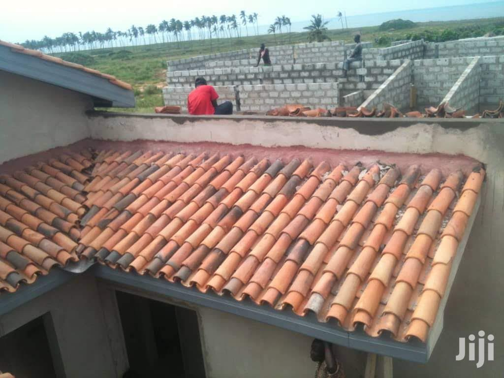 Bamboo Roof Tiles   Building Materials for sale in Accra Metropolitan, Greater Accra, Ghana