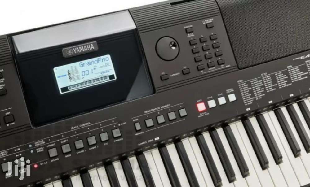 Yamaha PSR E463 Keyboard   Musical Instruments & Gear for sale in Avenor Area, Greater Accra, Ghana