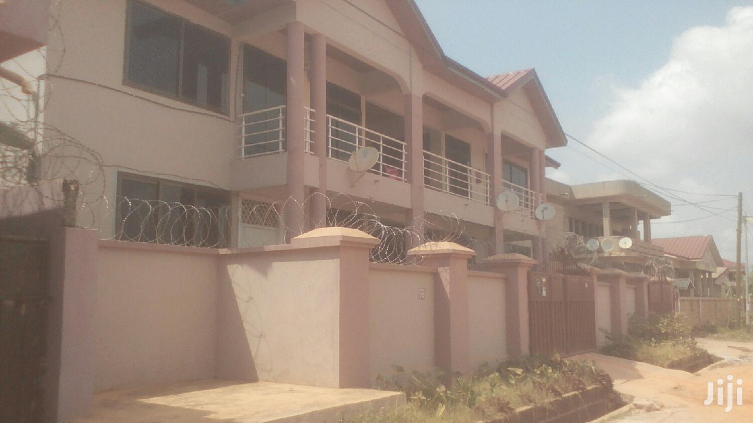 Archive: Apartment In Asokore Mampong C C C