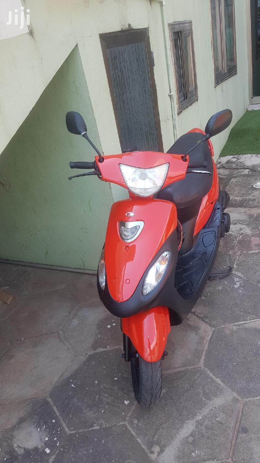 Kymco Agility 2015 Orange | Motorcycles & Scooters for sale in East Legon, Greater Accra, Ghana