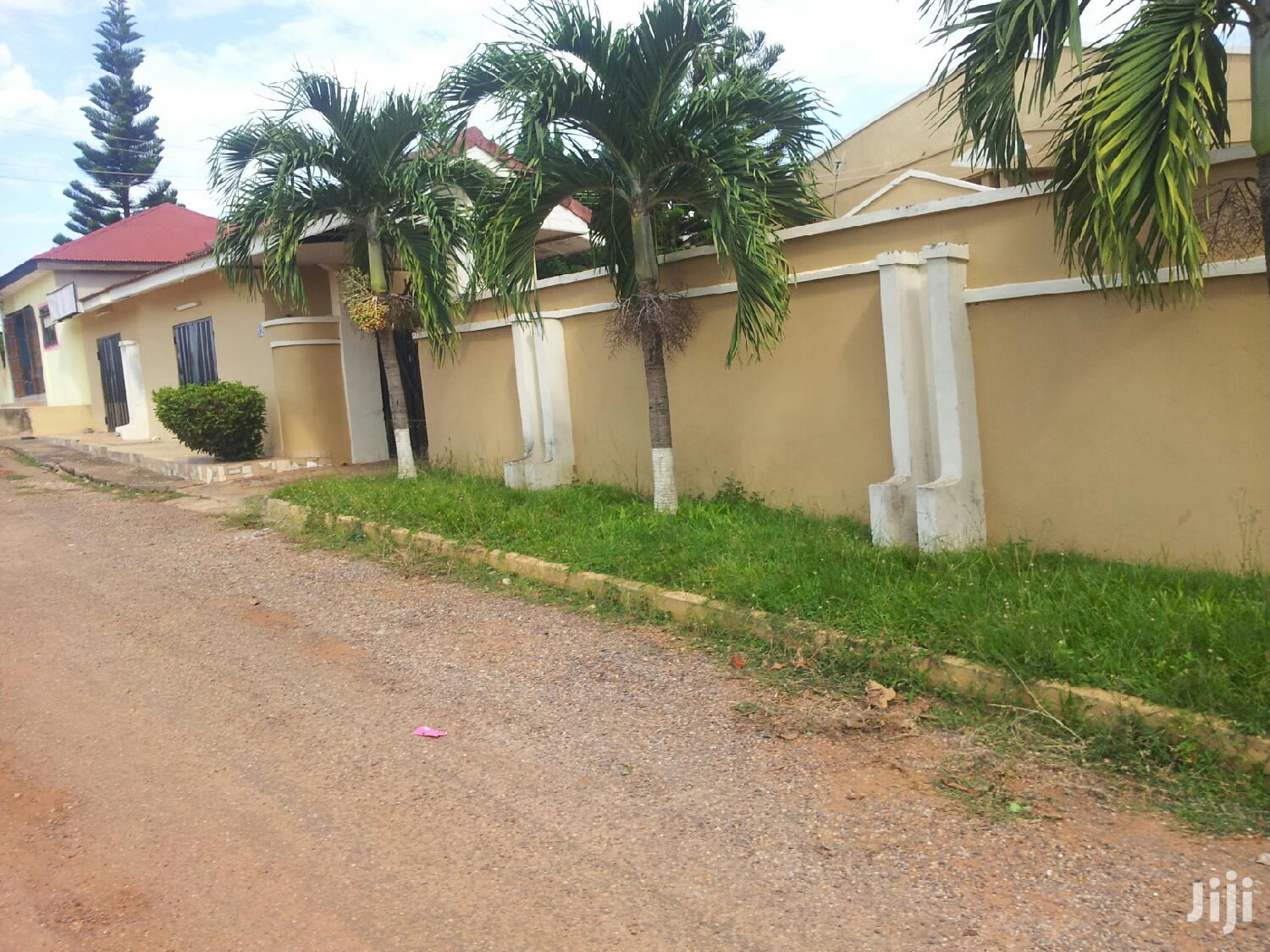 Archive: Apartment In Asokore Mampong