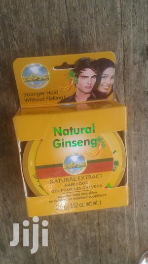 Jinseng Hair Food