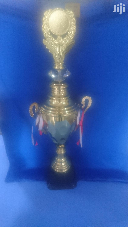 Trophy Gold Color