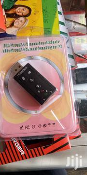 USB Virtual 7.1 Sound Adapter | Computer Accessories  for sale in Western Region, Shama Ahanta East Metropolitan
