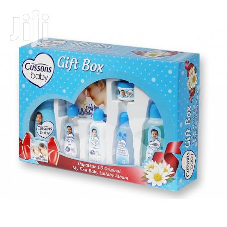 Cussons Baby Gift Box | Baby & Child Care for sale in East Legon (Okponglo), Greater Accra, Ghana