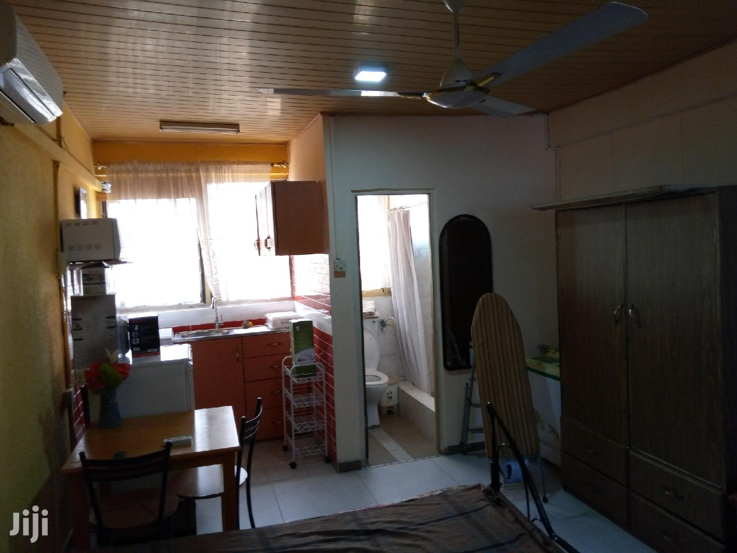 Archive: Furnished Chamber and Hall Apart at Let at Osu Ako Adje