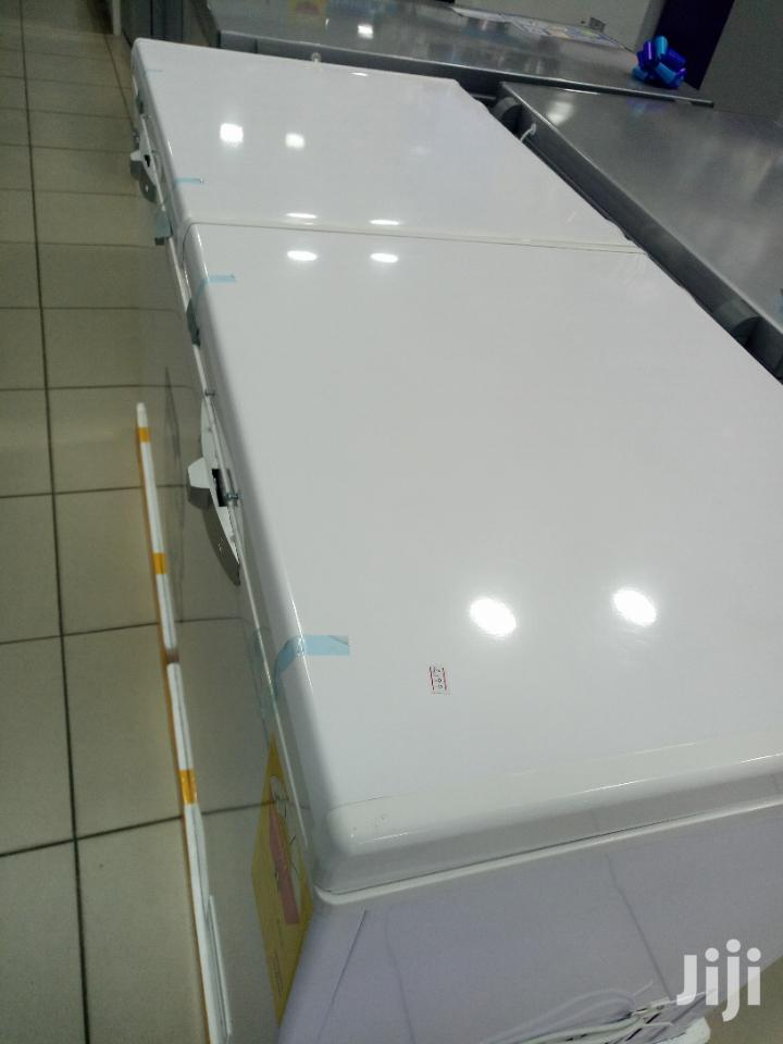 Archive: Nasco 600 BD Silver Chest Freezer 2 Doors