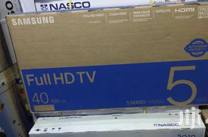 New Samsung Full HD Digital Satellite LED Slim TV 40 Inches | TV & DVD Equipment for sale in Greater Accra, Accra Metropolitan