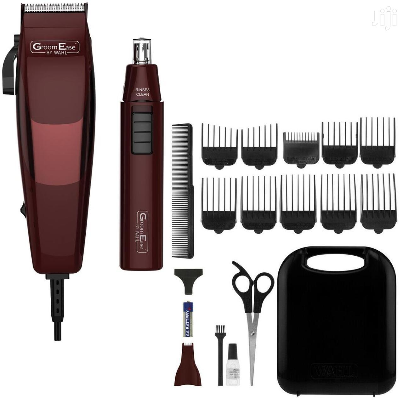 Wahl Hair Clipper & Nose/Ear Trimmer