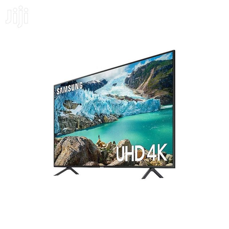 """Samsung 55"""" Ultra HD 4k Smart UE55RU7172 Serie 