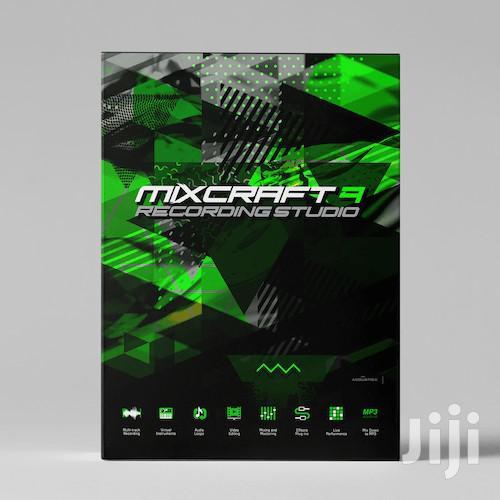 Acoustica Mixcraft Recording Studio 9