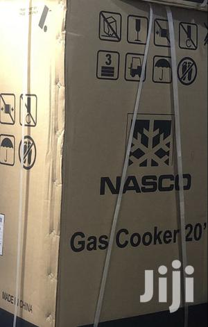 New Nasco 4 Burner Gas Cooker With Oven & Grill Stainless Steel | Kitchen Appliances for sale in Greater Accra, Accra Metropolitan