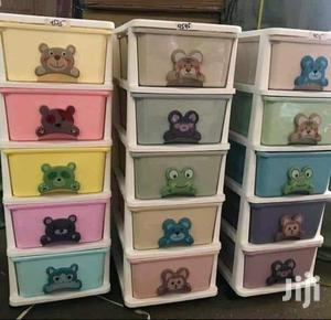 Baby Plastic Drawers | Children's Furniture for sale in Greater Accra, Adenta
