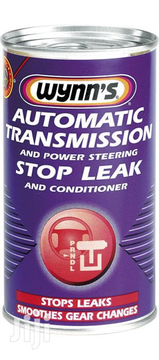 Wynns Automatic Transmission Treatment And Power Steering Stop Leak | Vehicle Parts & Accessories for sale in Dansoman, Greater Accra, Ghana