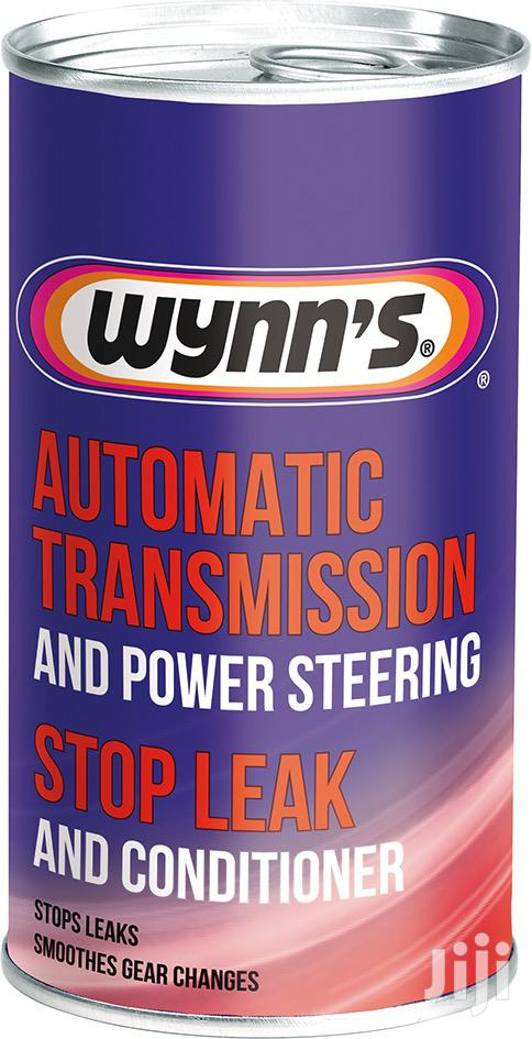 Wynns Automatic Transmission Treatment And Power Steering Stop Leak