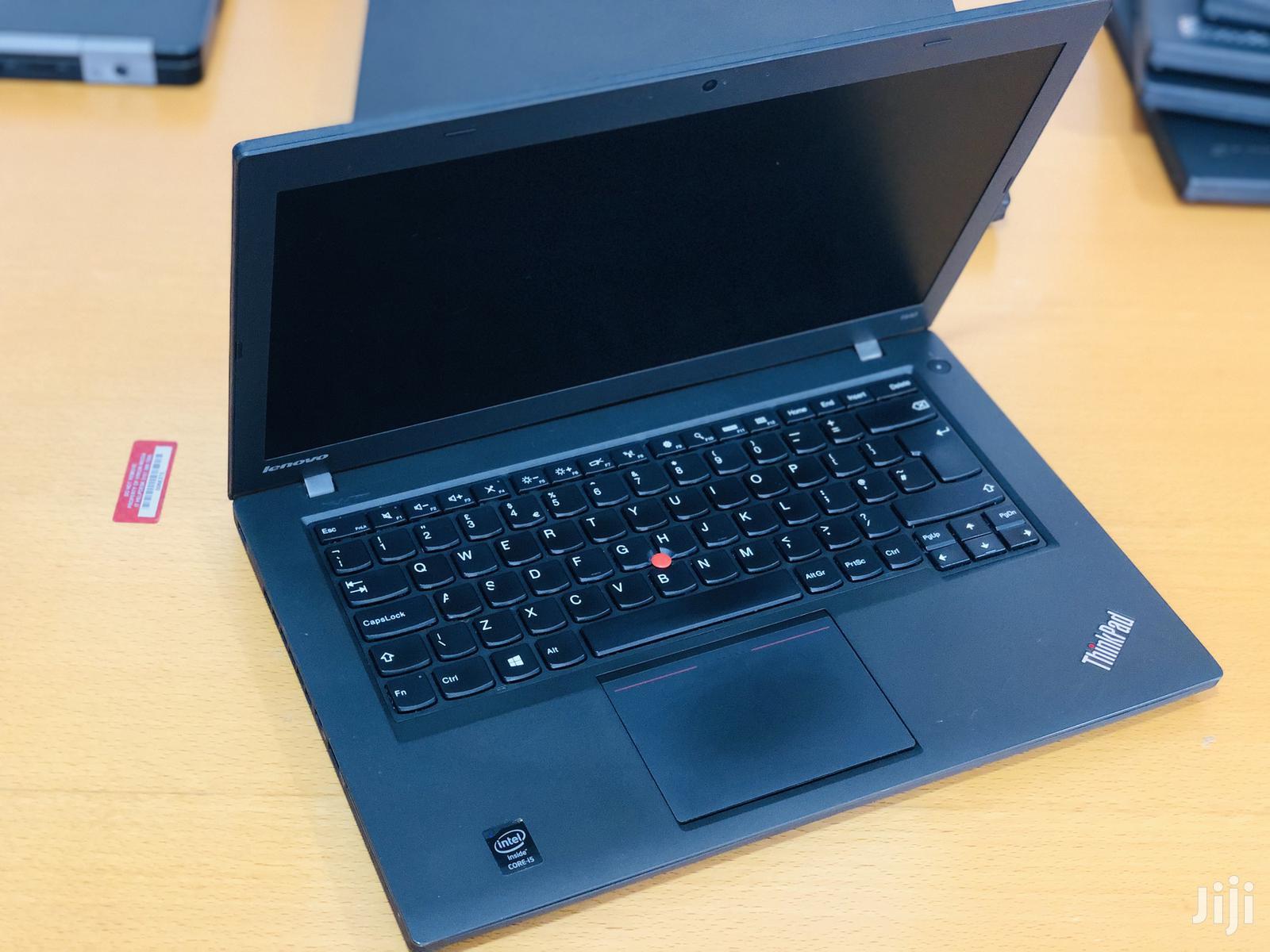 Laptop Lenovo ThinkPad T450 4GB Intel Core I5 SSD 128GB
