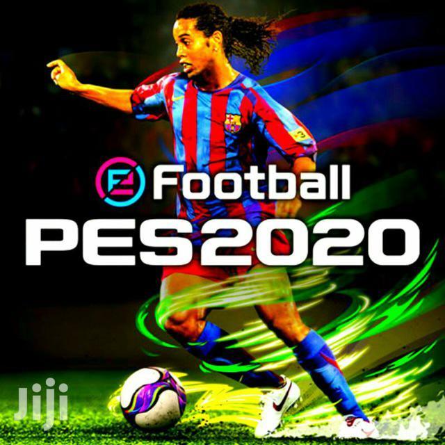 Archive: Pro Evolution Soccer 20