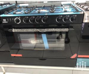 Quality Nasco 4 Burner Gas Cooker With Oven Grill | Kitchen Appliances for sale in Greater Accra, Accra Metropolitan