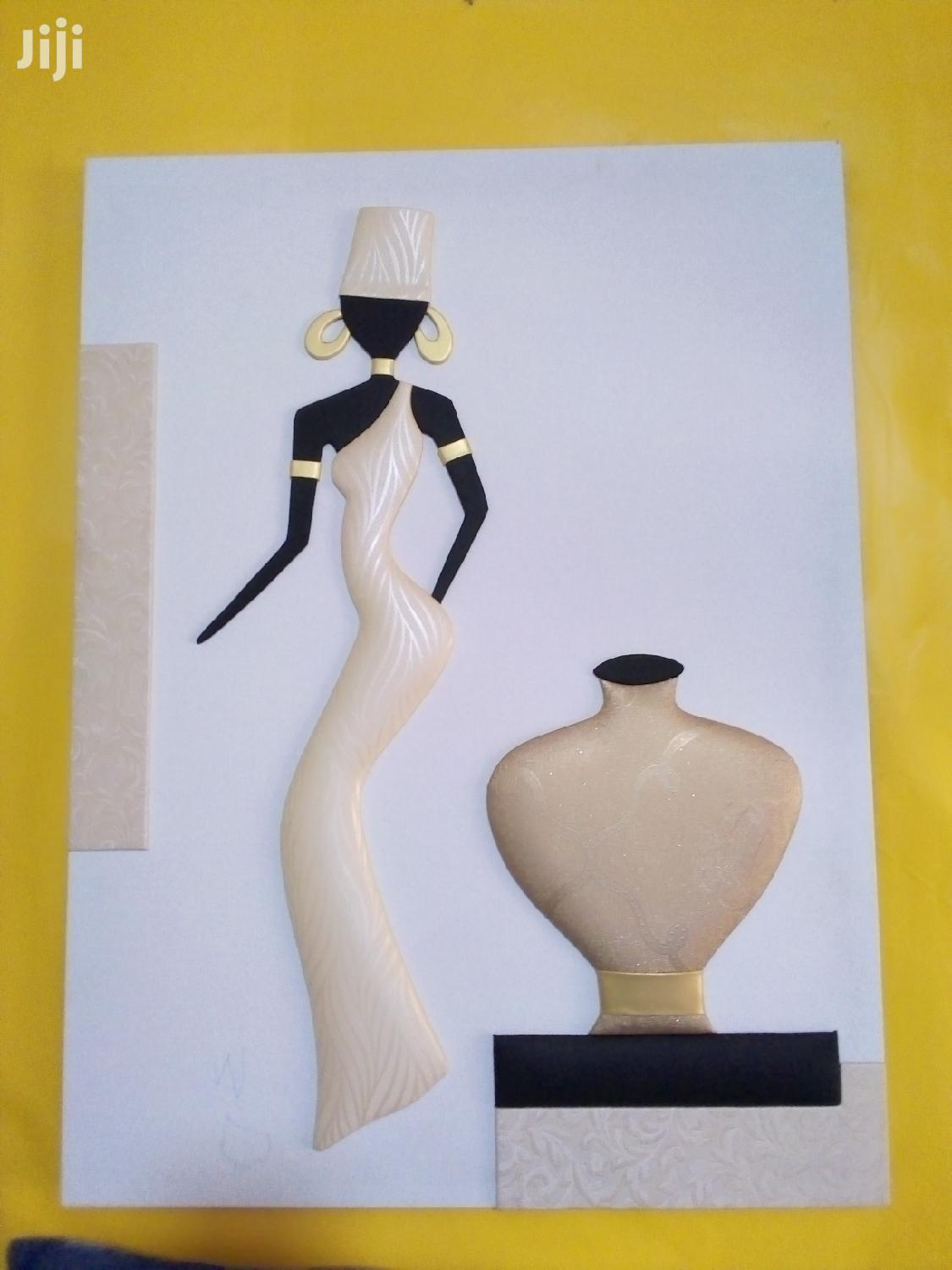African Woman Art | Arts & Crafts for sale in Kwashieman, Greater Accra, Ghana