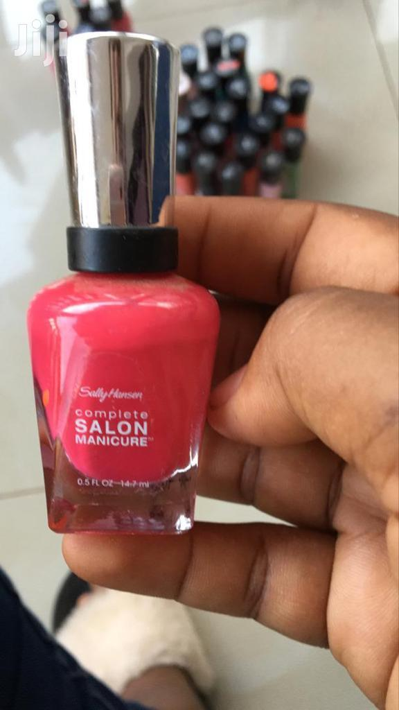 Archive: Maybelline Amuse Express Sally Hansen Nail Polish From USA
