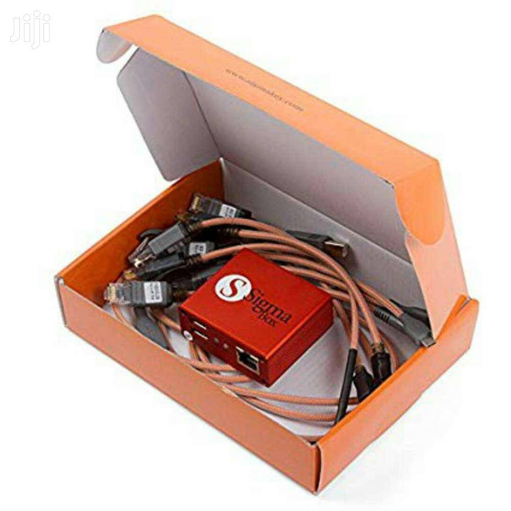 Sigma Box + Cables | Accessories & Supplies for Electronics for sale in Kumasi Metropolitan, Ashanti, Ghana