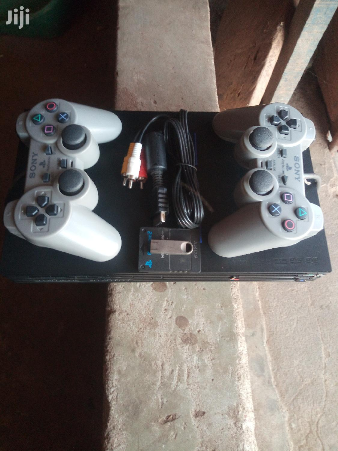Fresh Ps2 Multi Loaded With Games With All Accessories