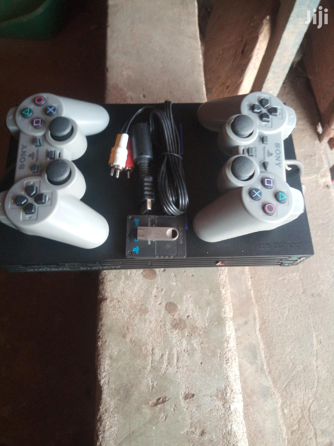 Fresh Ps2 Multi Loaded With Games With All Accessories | Video Game Consoles for sale in Accra new Town, Greater Accra, Ghana