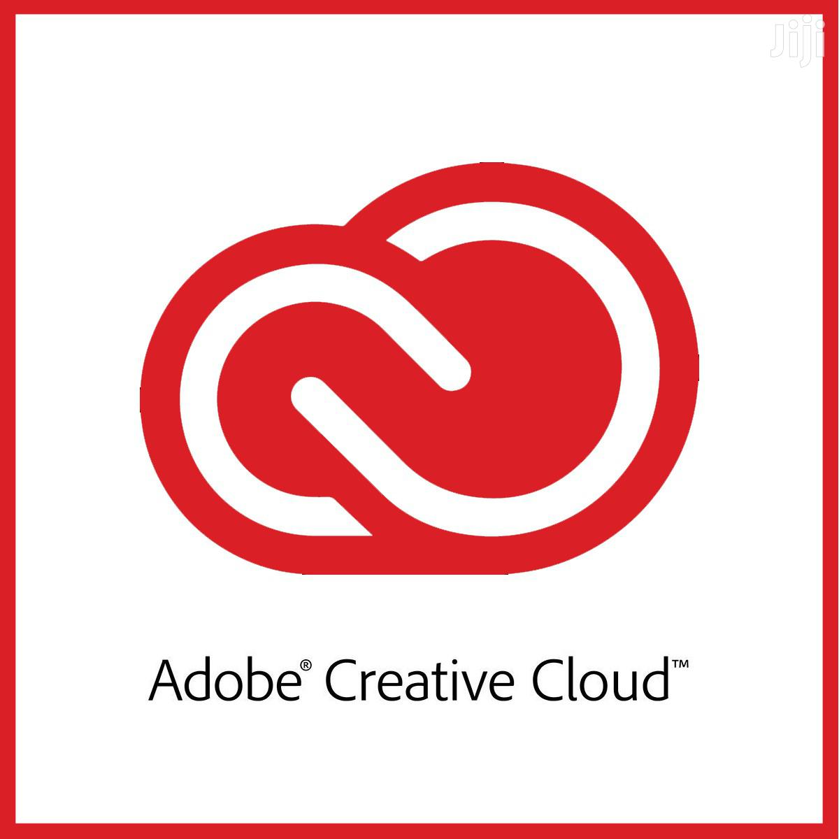Archive: New Adobe Creative Cloud Master Suite 2020