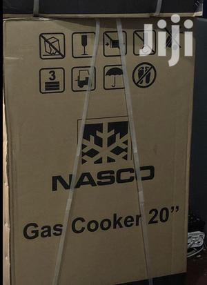 Nasco 4 Burner Gas Cooker With Oven & Grill Black | Kitchen Appliances for sale in Greater Accra, Accra Metropolitan