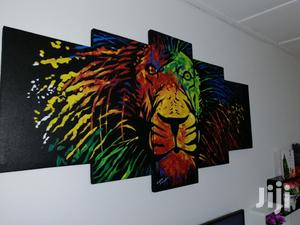Lion King Rainbow Painting   Arts & Crafts for sale in Greater Accra, Adenta