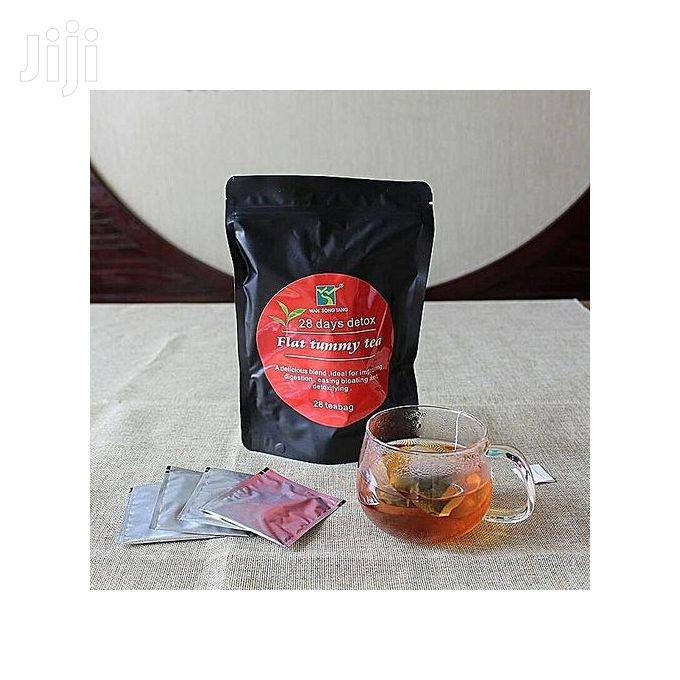 Flat Tummy Tea-28 Days Detox | Vitamins & Supplements for sale in Kumasi Metropolitan, Ashanti, Ghana
